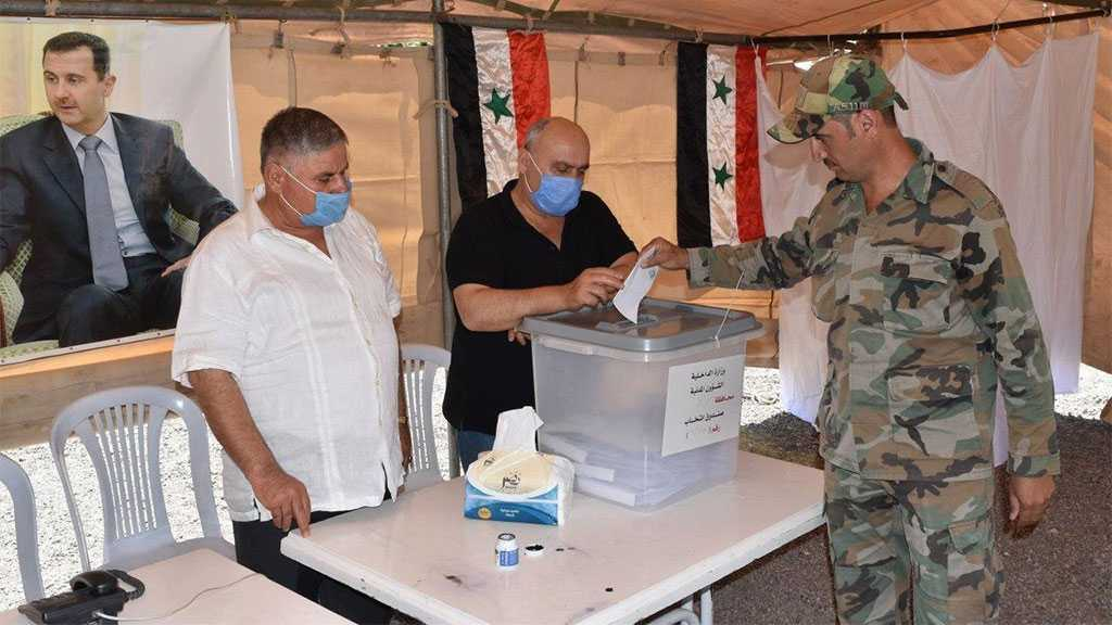 Syria Votes: Parliamentary Elections Held in the Country as War Winds Down