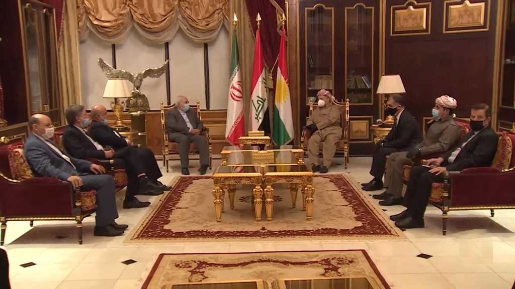 Barzani: Iraqi Kurdistan No Staging Ground for Anti-Iran Attacks
