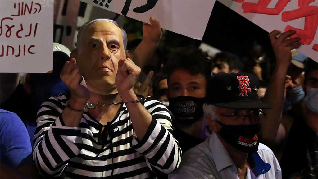 Netanyahu's Corruption Trial Resumes amid Protests over 'Israeli' Handling of Pandemic