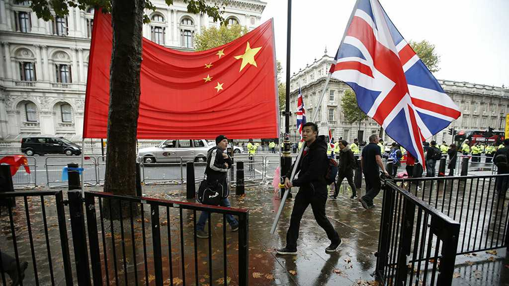 """Beijing Promises to """"Resolutely Respond"""" to UK Interference in Chinese Internal Affairs"""