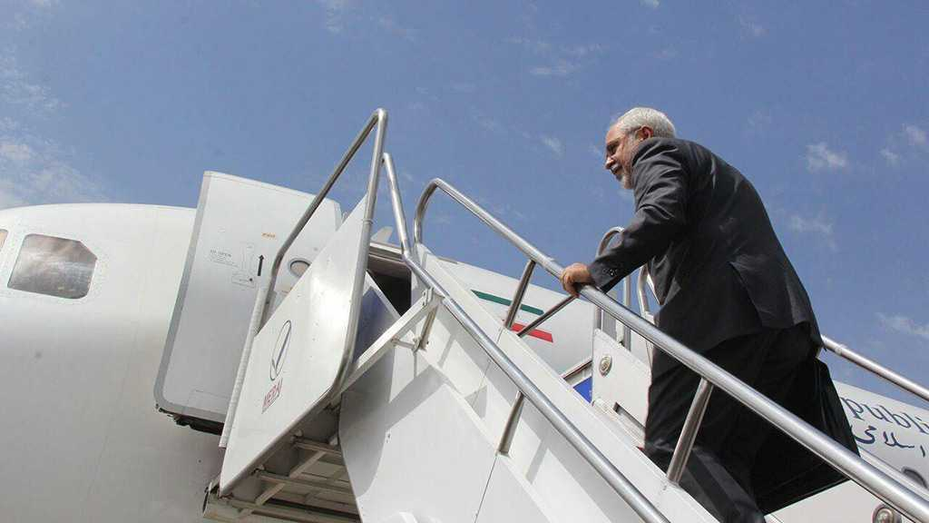 Iran FM Heads to Moscow with Rouhani's Message for Putin
