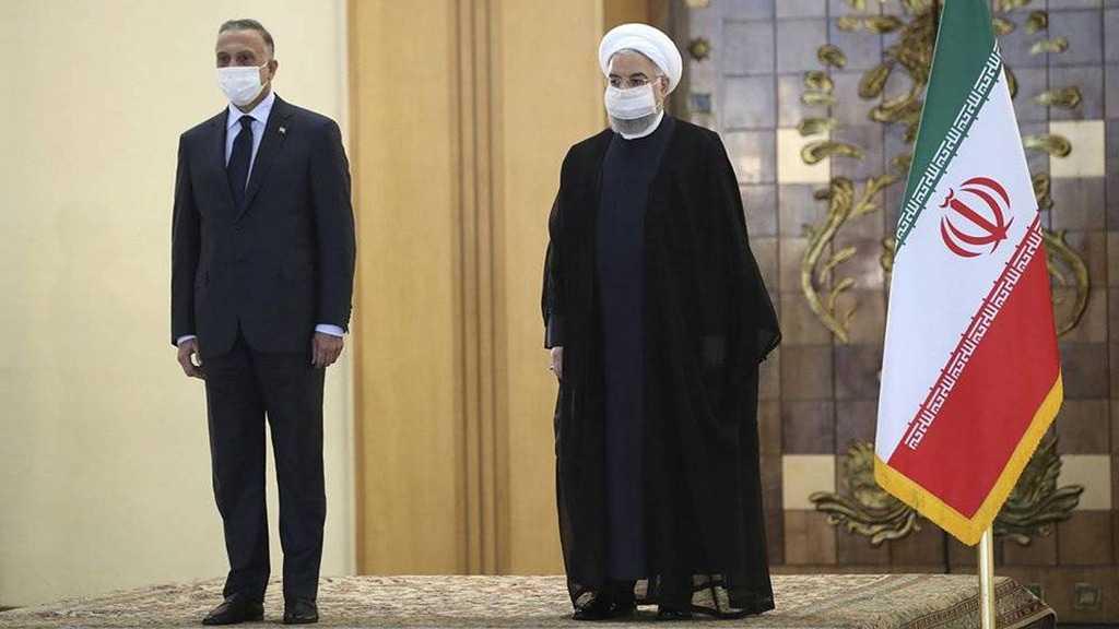 Iraq's New Premier Visits Iran, His First Visit Abroad