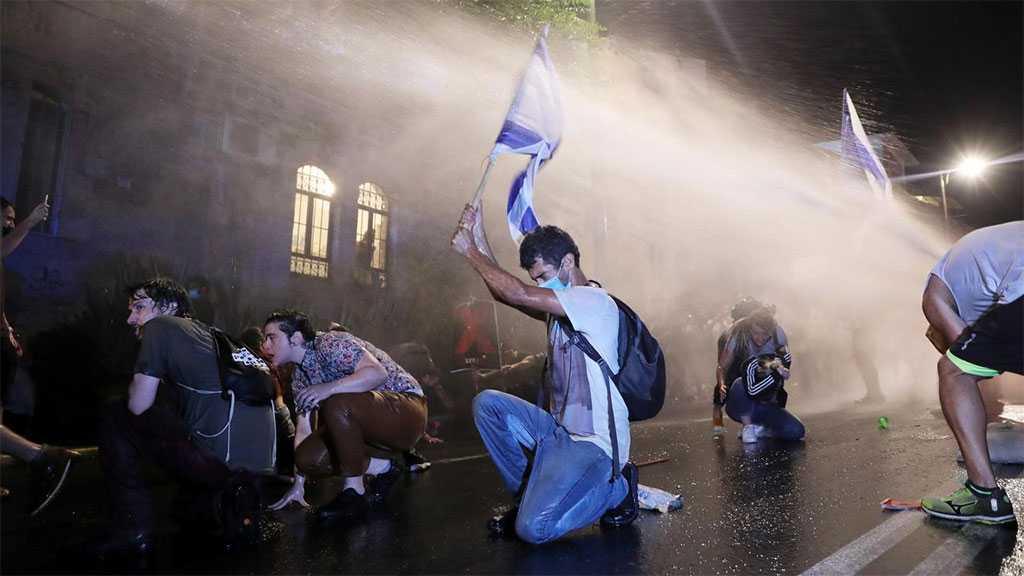 Thousands Rally Against Netanyahu's Coronavirus Handling, Corruption Charges
