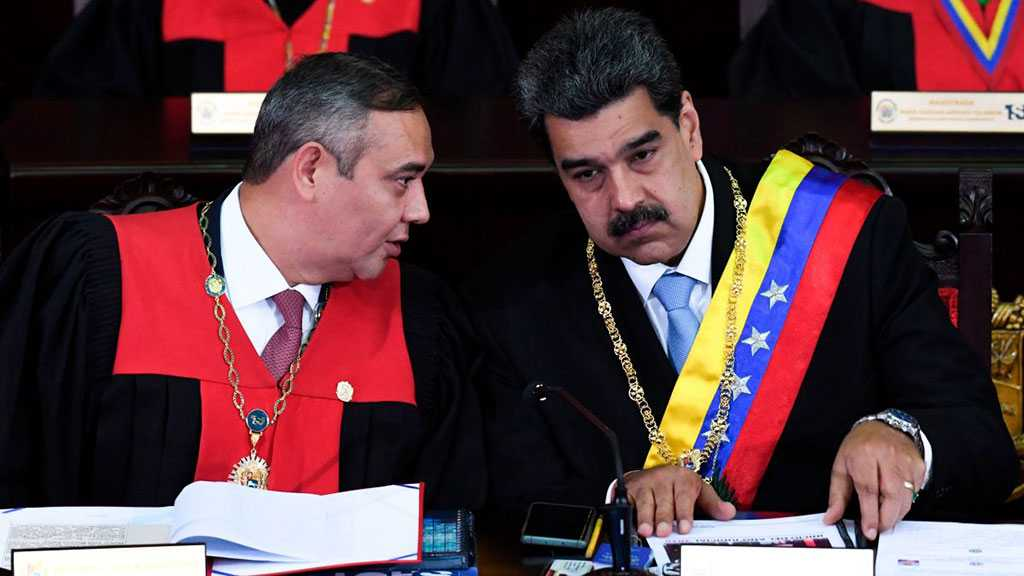 US Offers $5 Million Reward for Information on Venezuela's Chief Justice