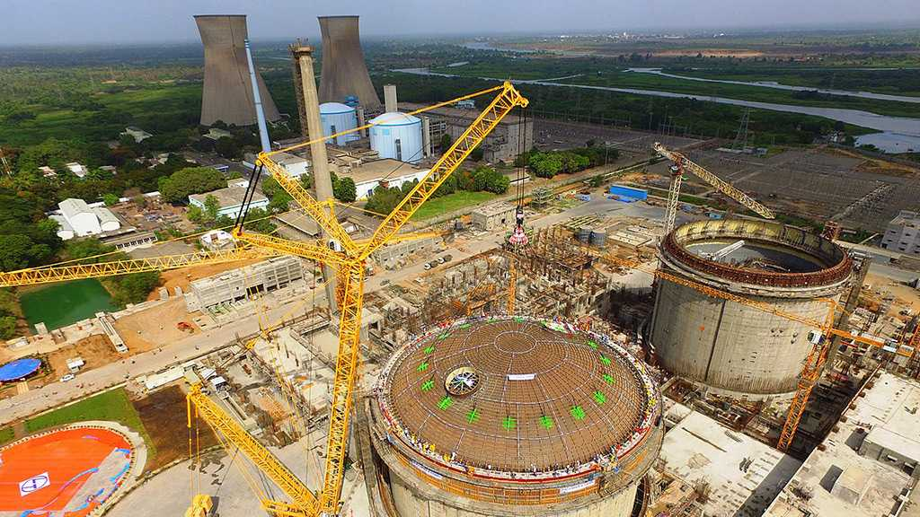 India's 1st Nuke Power Plant Built Domestically Achieves Criticality