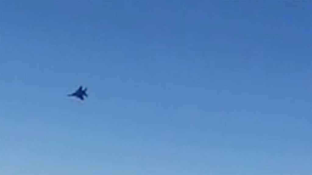 US Warplanes in Dangerous Maneuvering Near Iranian Airliner in Syrian Airspace