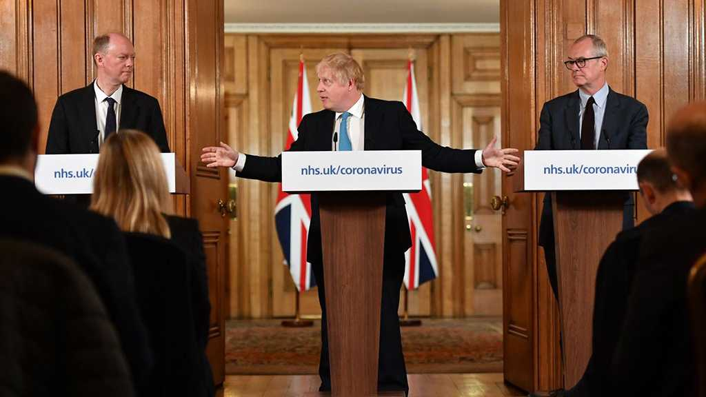Johnson Admits UK Could Have Handled Coronavirus Outbreak Better