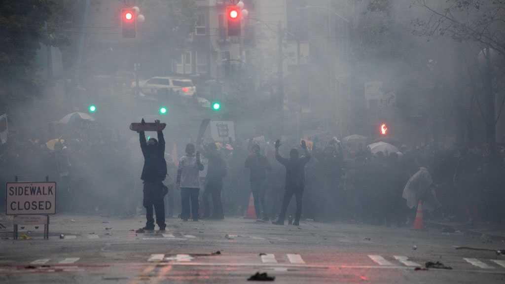 Judge Blocks Seattle's Tear Gas, Crowd Control Weapons Ban
