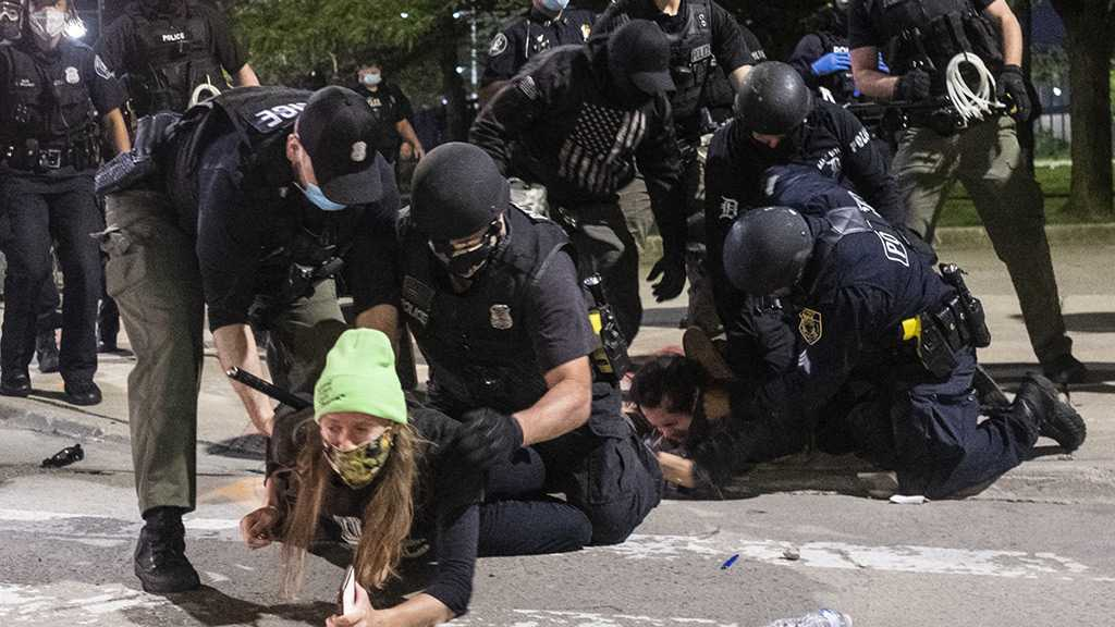 UN Calls On US Police to Halt Use of Force against Journalists Covering Protests