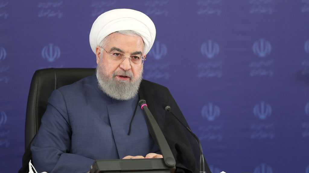 Rouhani Says Iran Strong Enough to Withstand Sanctions, COVID-19