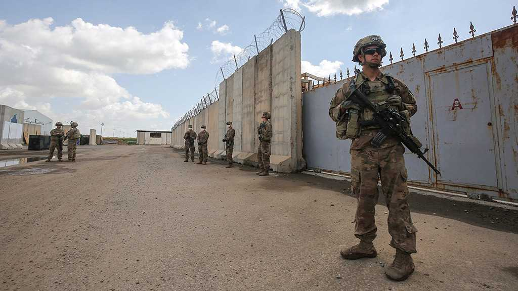US-led Forces Withdraw from Iraqi Military Base near Baghdad