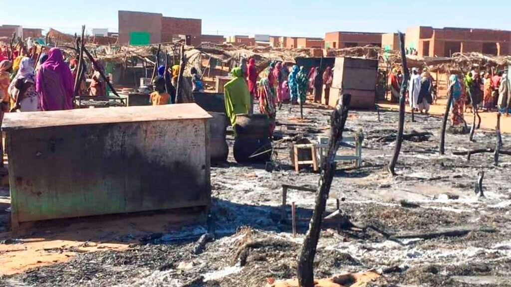 New Wave of Violence Kills 60 in Sudan's Darfur