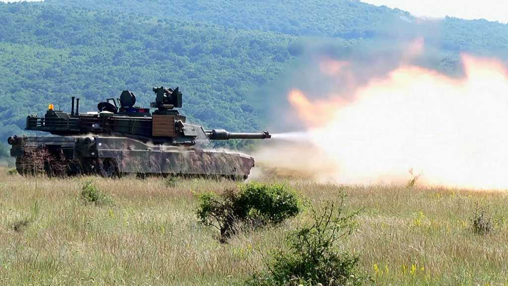 US Army Investigates One Tank Firing on Another During Live-fire Drill