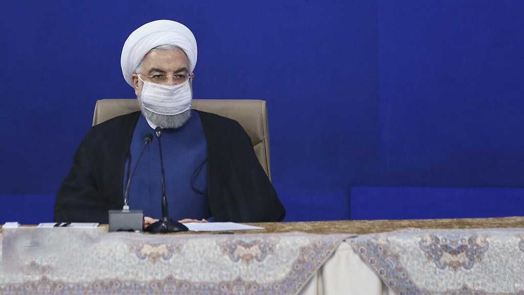 Rouhani: Enemies Could Not Halt 'Our Exports'