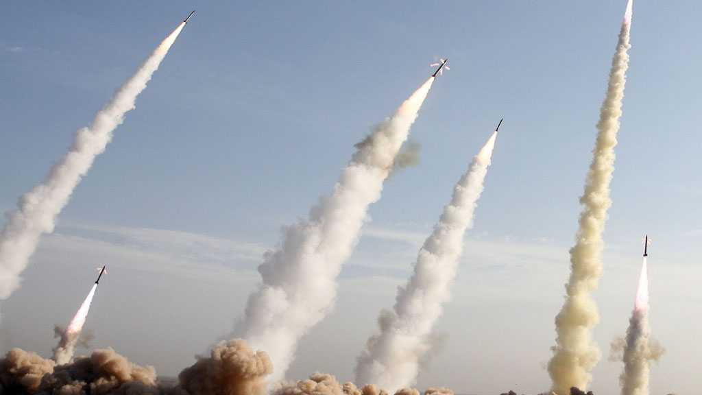 IRGC Practices Crippling US' THAAD System