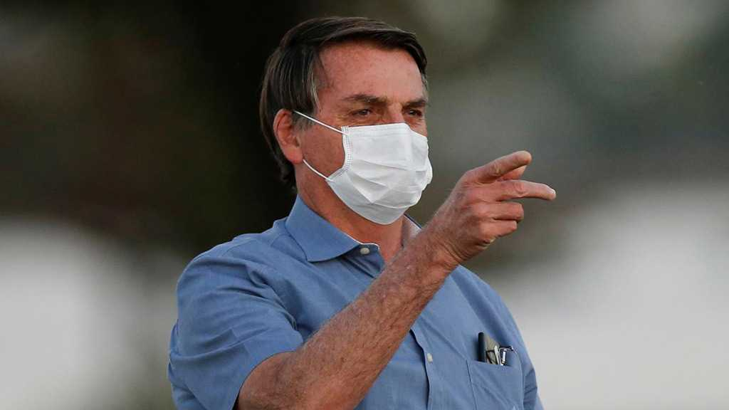 """Brazil's President Has """"Mold"""" in Lungs after Coronavirus Infection"""