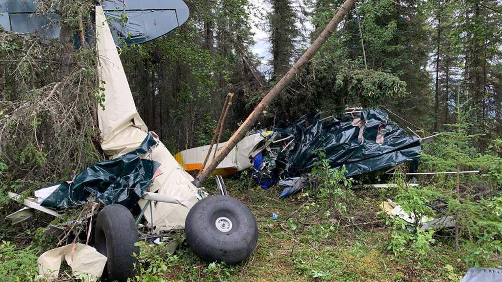 Seven People Dead as 2 Small Planes Collide in Alaska