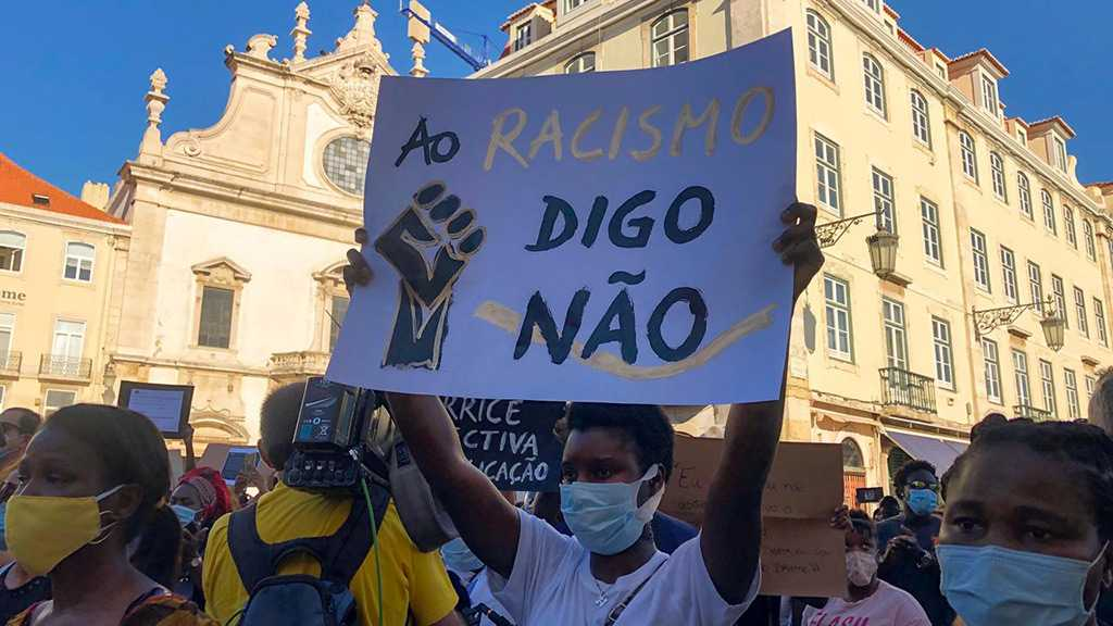 Hundreds Protest After Black Actor Shot Dead in Lisbon