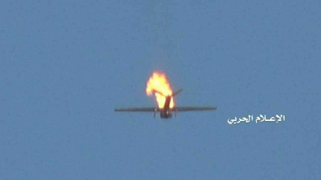 Yemeni Army Downs US Spy Drone Near Saudi Border