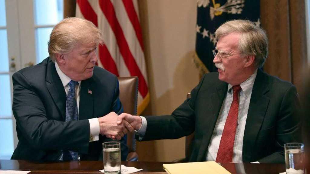 John Bolton: Trump Is An Immoral President