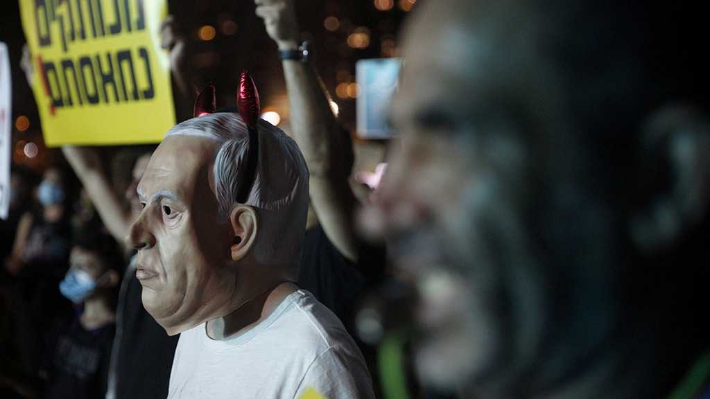 Netanyahu's Tirades against Protesters Highlight His Growing Detachment from Reality