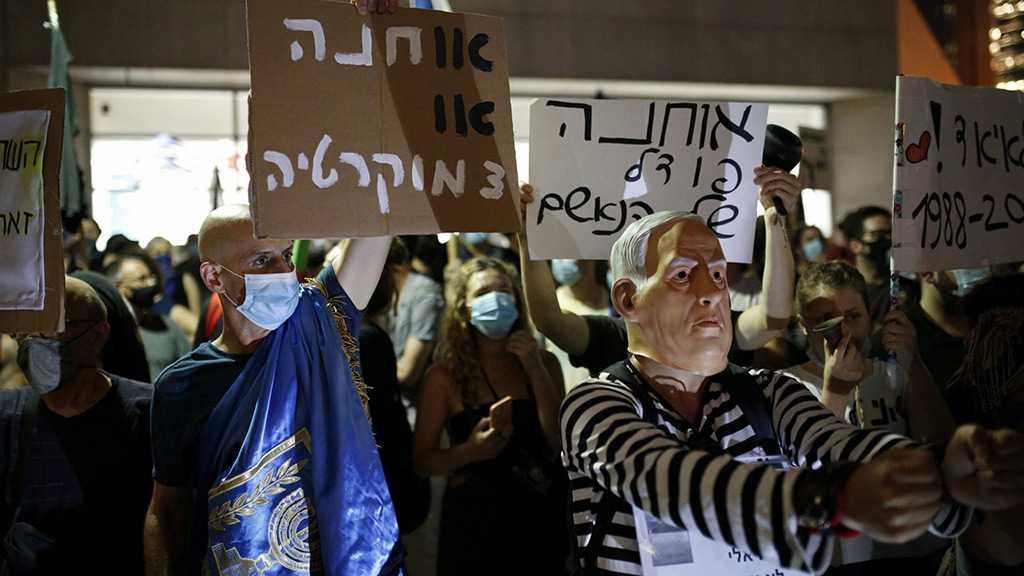 Attitude towards Bibi Divided amid Anti-Gov't Protests