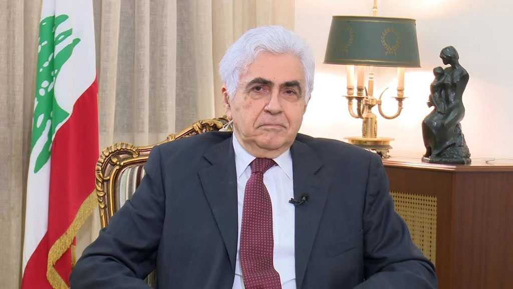Lebanon Appoints New Foreign Minister After Hitti's Resignation