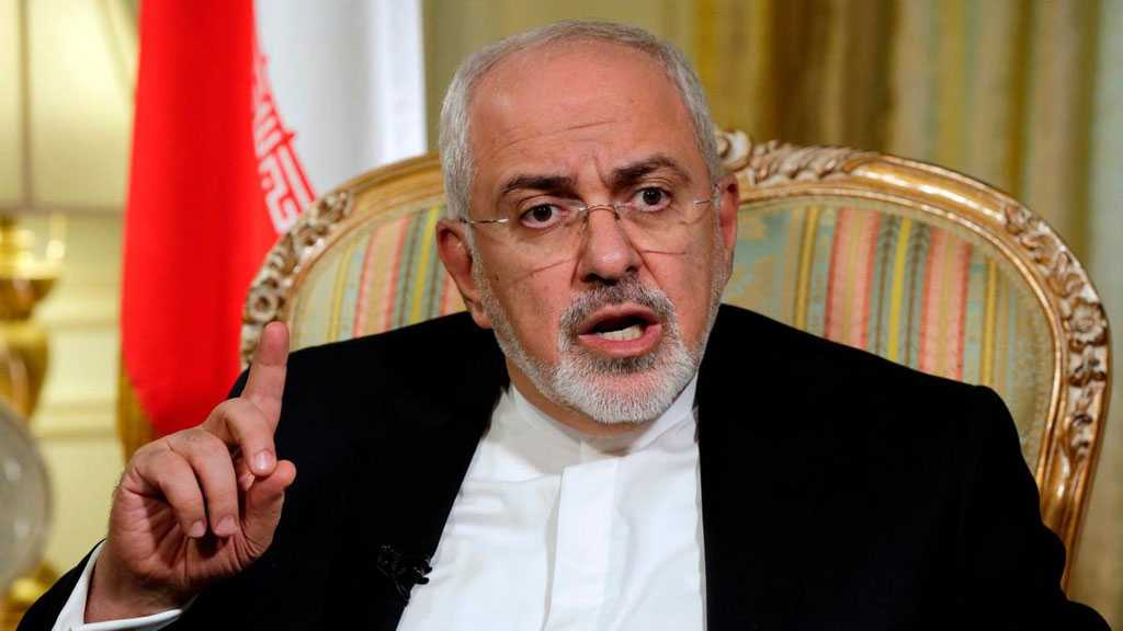 Zarif Says Big Powers' Miscalculations Root Cause of Surge in Extremism in West Asia