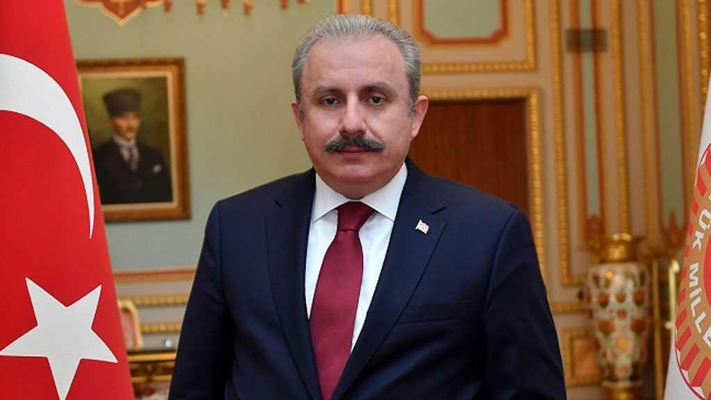 Turkish Parliament Speaker Voices Opposition to US Anti-Iran Sanctions