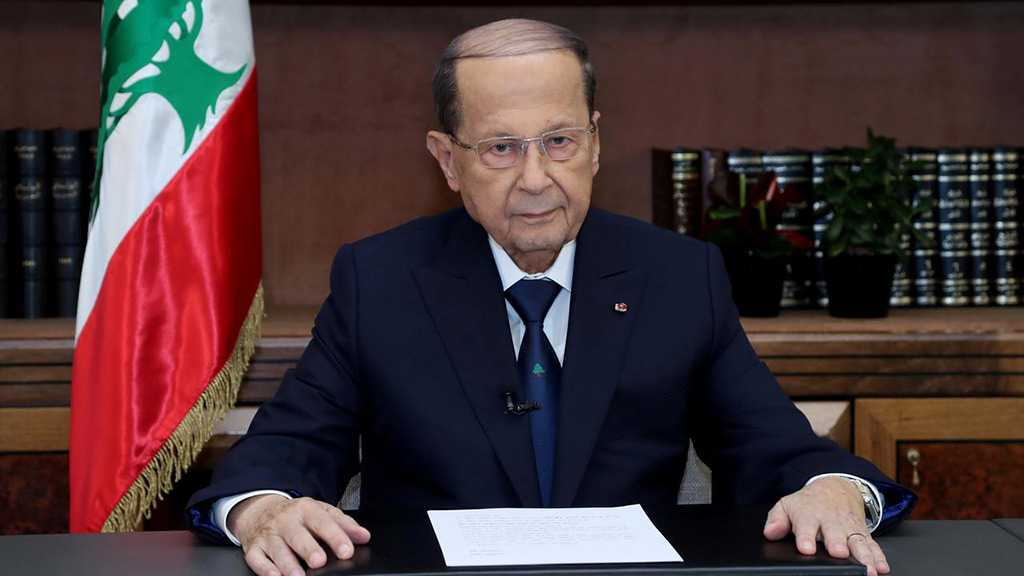 Lebanese President Aoun: Circumstances of Beirut Explosion Will Be Exposed, Negligent Will Be Held Accountable
