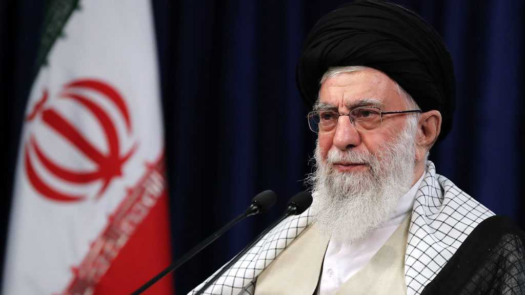 Imam Khamenei Condoles with Lebanon Over Beirut Port Massive Blast