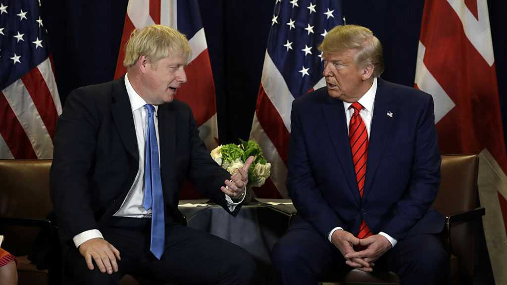 Trump Threatened to Stop 'Doing Business' With UK after 'Tough Talk' with Johnson over Huawei