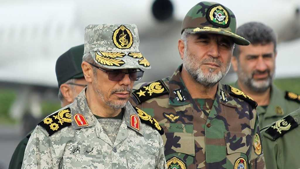 Iran Armed Forces Ready to Assist Lebanon