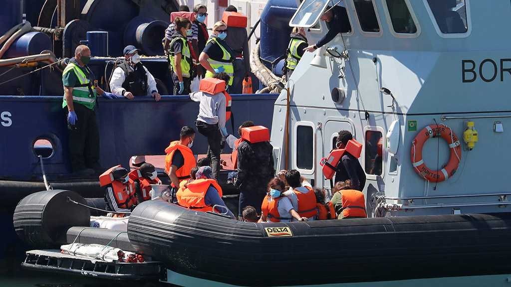 UK Calls For France to Get Tough on Illegal Channel Migrant Crossings