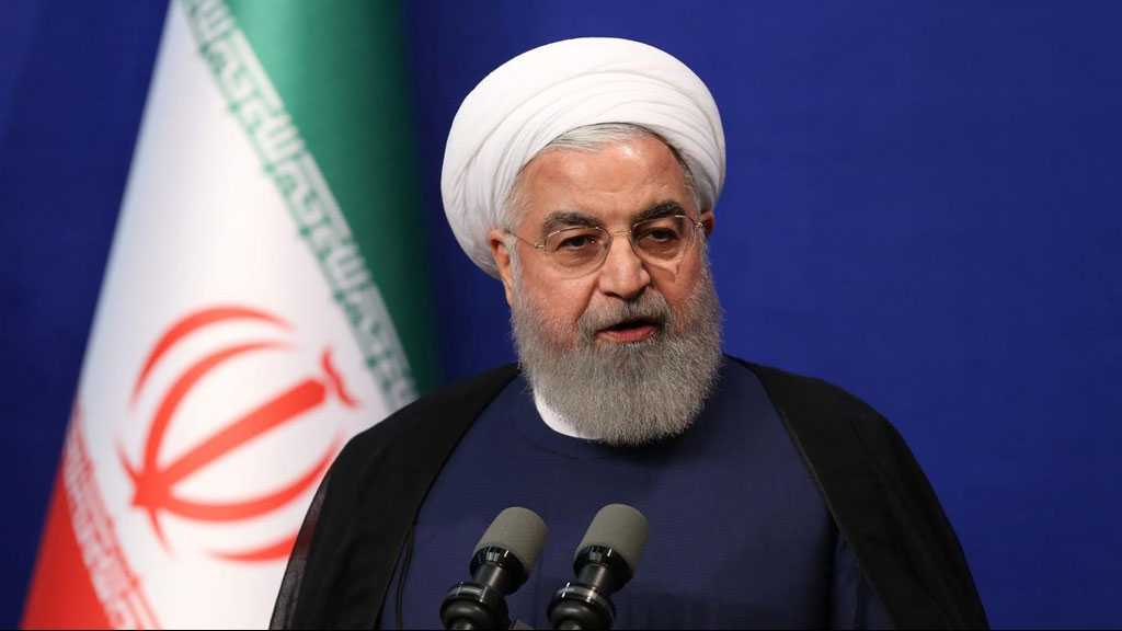 Rouhani Hails World Solidarity with Lebanon after Beirut Port Blast