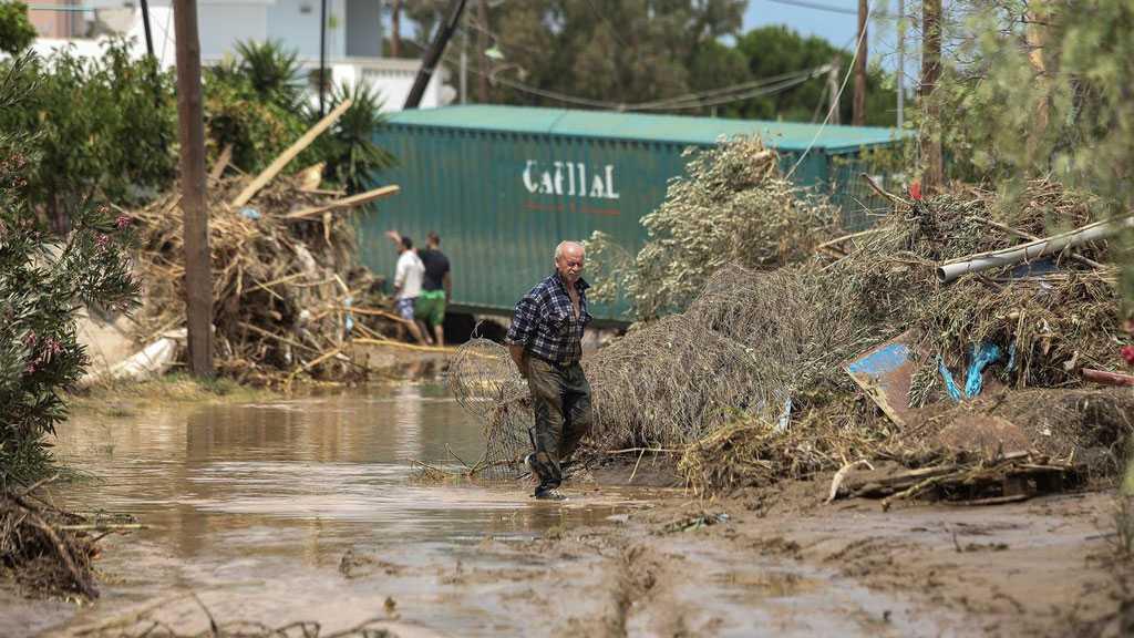Flash Floods on Greek Island Kill Seven, Including A Baby