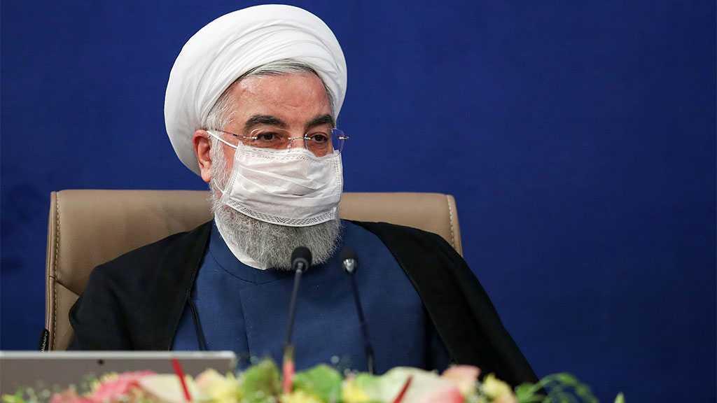 Rouhani Says Iran Making Breakthrough in Coronavirus Vaccine Production