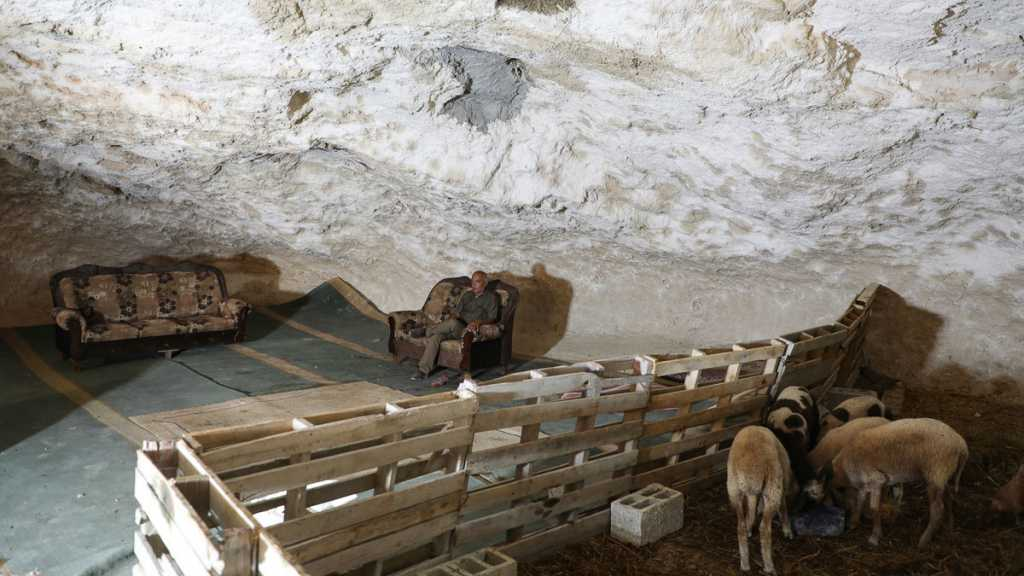 Palestinian Family in Cave Home Faces 'Israeli' Eviction
