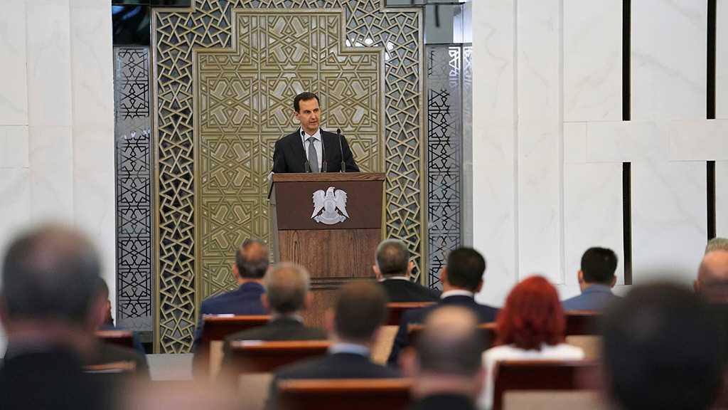Syria's Assad: Local, Imported Terrorists Are One… All of Them Are Enemies on Our Territory