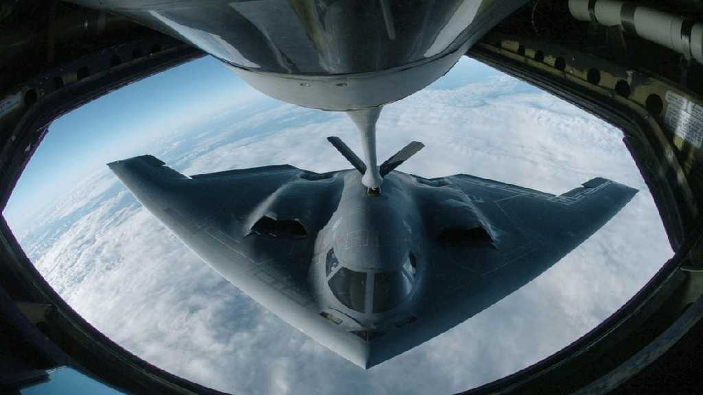 US Deploys B-2 Stealth Bombers to Indian Ocean Ahead of Chinese Naval Drill