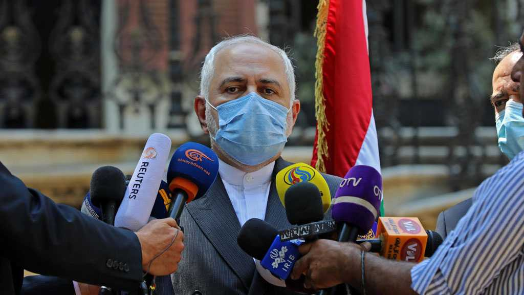 Only Lebanese Government, People Decide Their Country's Fate, Future - Zarif