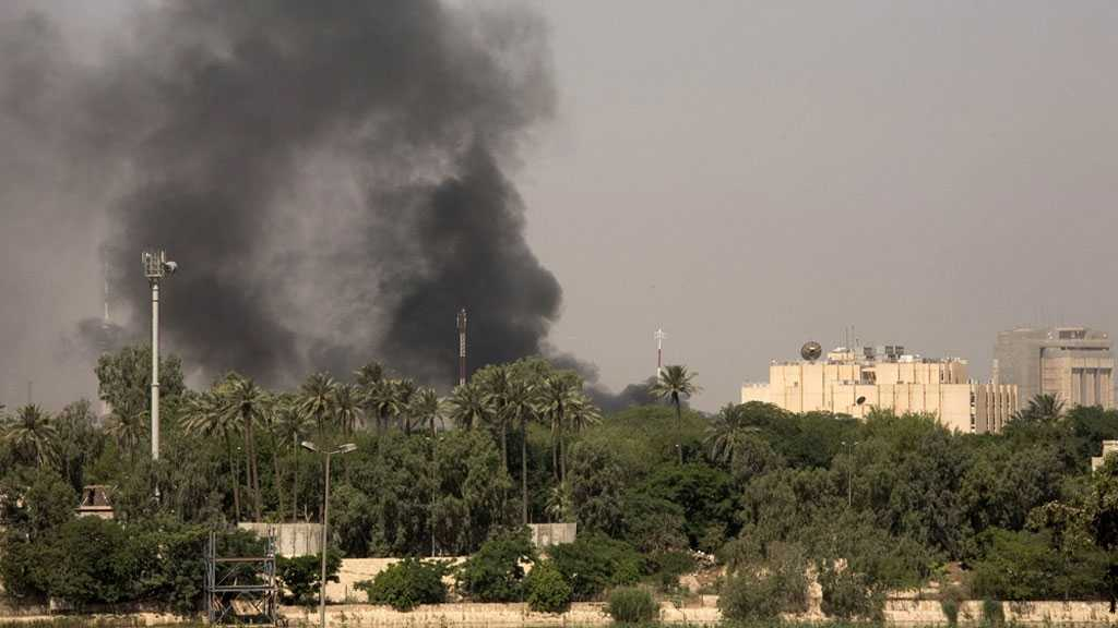 Rocket Lands Near US Embassy in Baghdad's Green Zone