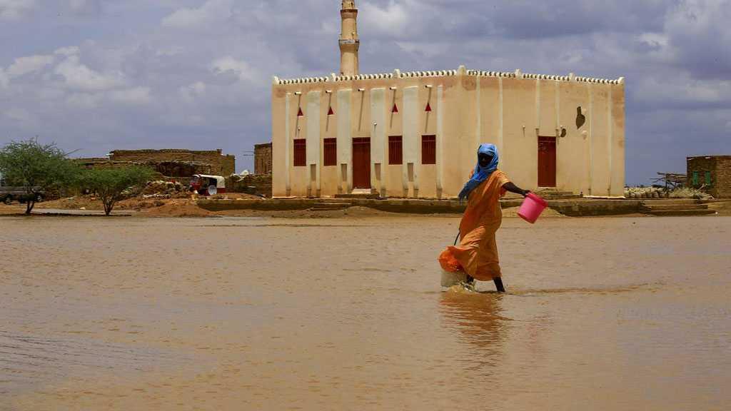 Sudan Floods Kill Dozens, Displace Thousands