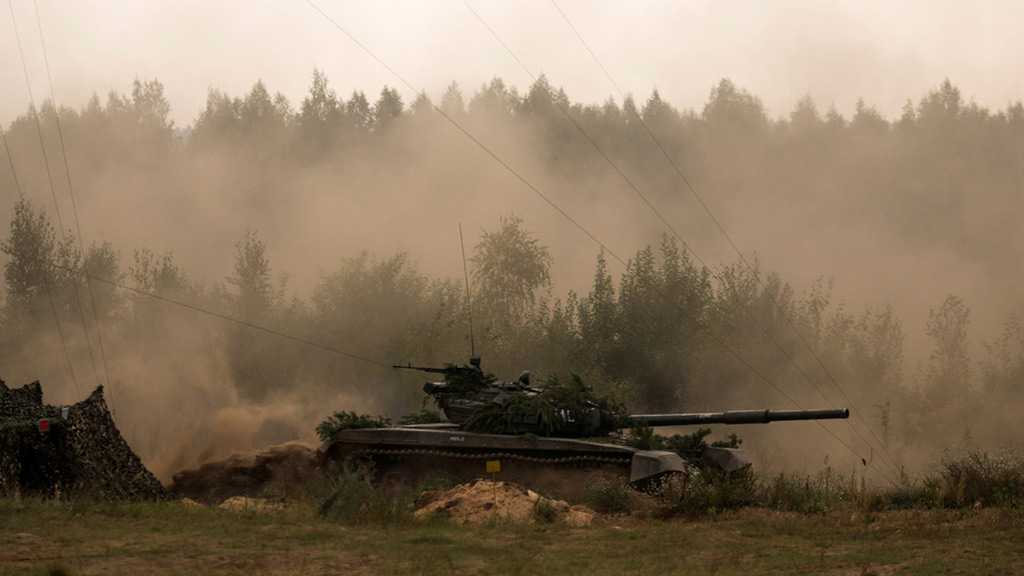 Belarus to Conduct Military Drills on Its Western Borders amid Mass Protests