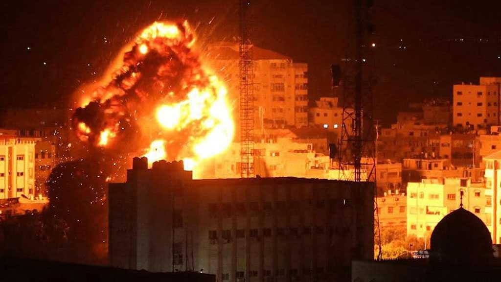 'Israel' Bombs Besieged Gaza, Hamas Vows to Step up Resistance