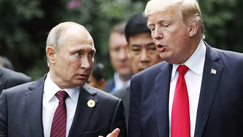 "Trump Compares Vladimir Putin to ""World-Class Chess Player"""