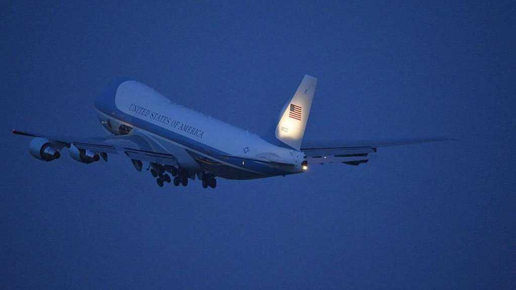 Trump's Plane Nearly Hit by Drone