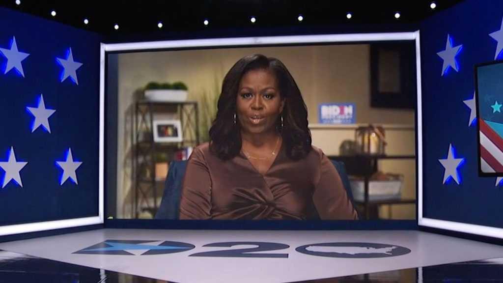 Michelle Obama Picks Trump Apart in Gripping DNC Speech