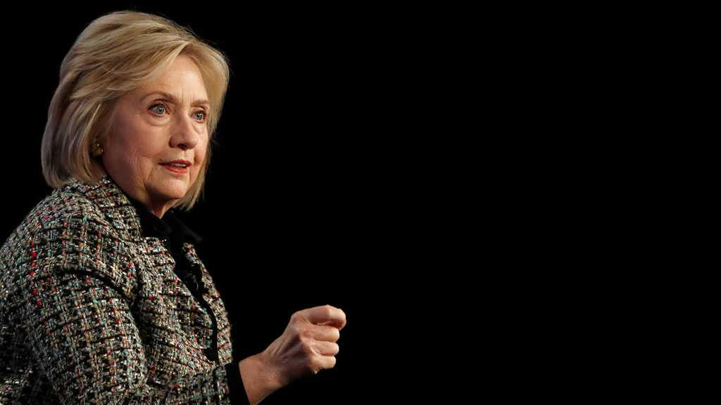 Hillary Clinton Says It's in US interest to rejoin JCPOA