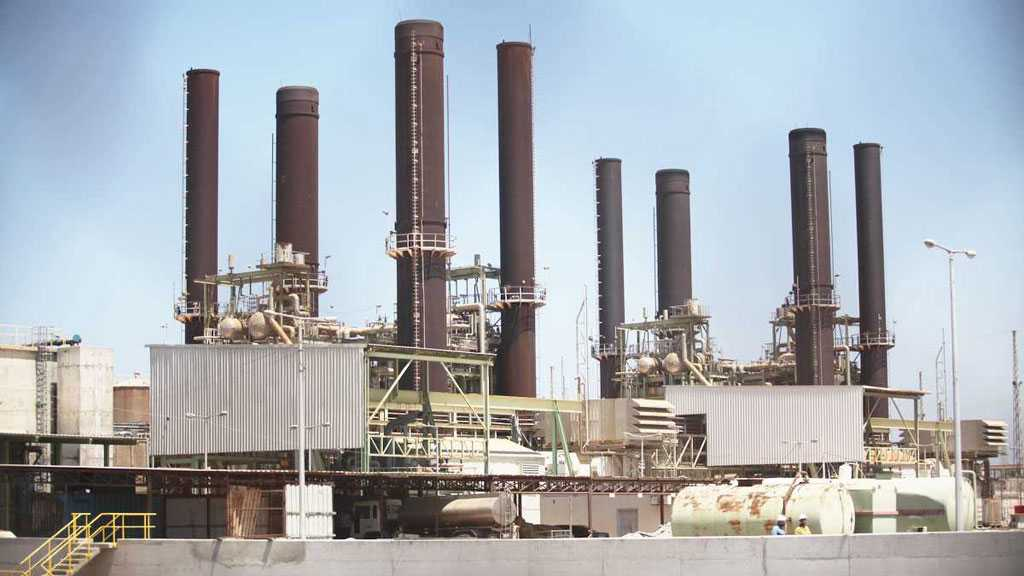 Gaza's Lone Power Plant Shuts Down due to Fuel Shortage